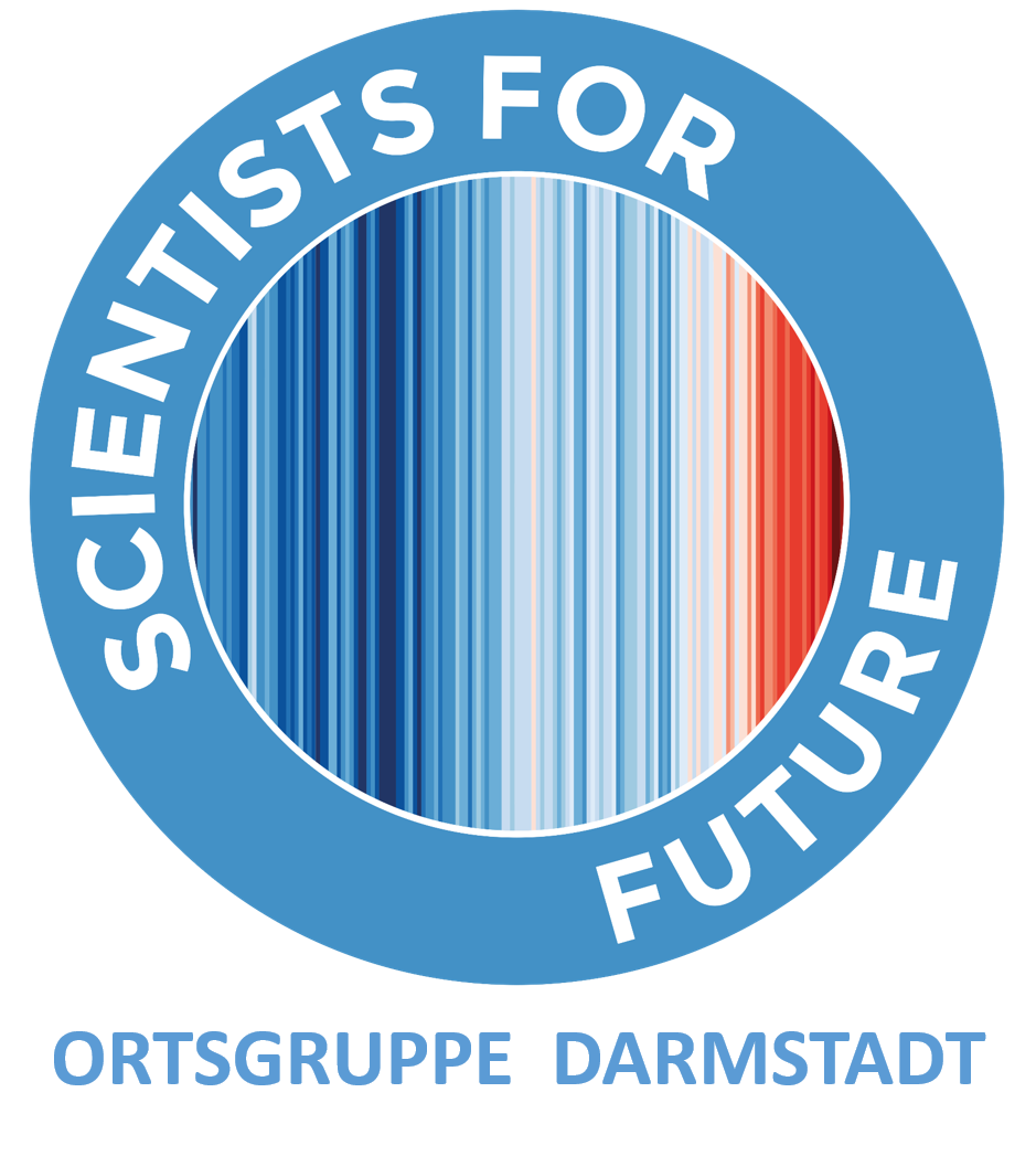 Scientists for Future Ortsgruppe Darmstadt